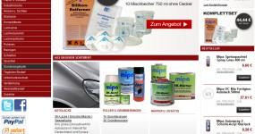 Onlineshop Autolackmarkt