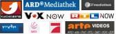 Mediatheken der Fernsehsender