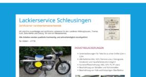 Lackierservice Schleusingen