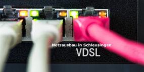 Schnell-Registrierung VDSL für Schleusingen