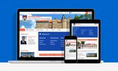 Homepage der Stadt Schleusingen